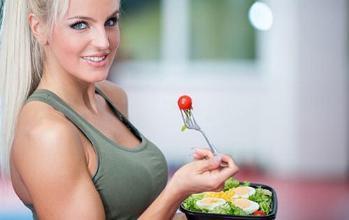 Żywienie dla osób ćwiczących