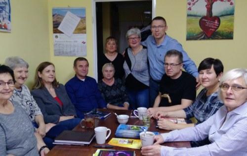 Warsztaty w Nadbużańskim Oddziale Polskiego Towarzystwa Stwardnienia Rozsianego