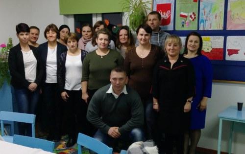Spotkanie profilaktyczne STOP UZALEŻNIENIOM w W Publicznej Szkole Podstawowej w Walinnej